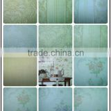 2015 Cheapest New catalog Nonwoven luxury non-woven wallpaper Cheap wallpaper