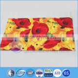 printed Polyester placemat ,place mat ,place table mat                                                                         Quality Choice