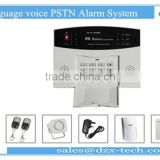 China OEM! New Security Wireless Home WIFI GSM Alarm system with Italian/spanish/French/German support