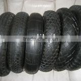 Peru wheel barrow tyre and inner tube 4.00-8 Manufacture Wheel barrow tyre and Tube High Quality