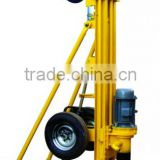 portable water well drilling equipment KQZ150D used water drilling for sale