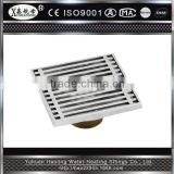 Cheap Square Floor Drain Covers HL-20108 Bathroom Anti Odor Shower Washer Drain Grating Covers
