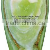 Green Onyx Flower Vase FV291-1