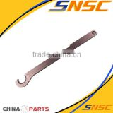 For SNSC 1765-00135 Shift Lever pull rod for yutong bus parts ZK6129H.6147,6118,zk6831 bus spare parts,yutong spare parts