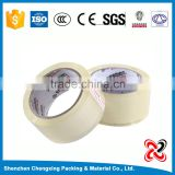 Alibaba Hot Sell Strong Adhesive Carton Sealing Products Clear Colored Bopp Packing Tape for Packaging
