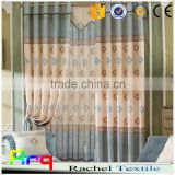 Plain linen style printed fabric for Curtain, cushion cover, bedding