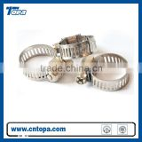 316 stainless steel double wire Hose Clamp manufacturer