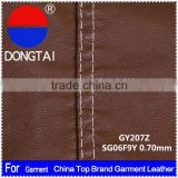 2015 wholesale Artificial kangaroo leather Factory direct sale