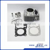 SCL-2013110815 CBF150 57.3MM motorcycle cylinder kit from wholesale china supplier