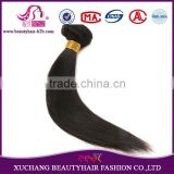 Fast Shipping Perfect Feeback Cheap 6A Virgin Human Hair Straight Weft Weave Virgin Brazilian Remy 100 Human Hair Weft