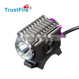 TrustFire D001 handlebar bicycle light 600LM mini bike light, Bike cycle accessories powered by lithium battery pack