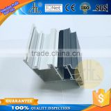 Hot! FOB heat mirror window shutter fittings 3-6 meter length aluminium louvre windows foshan