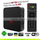 smart ott amlogic firmware box tv leadcool iptv arabic iptv MXR RK3229 1G 8G Quad core android 4.4 tv box
