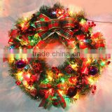 2014 wholesale christmas decoration sale garland(AM-LJ05)