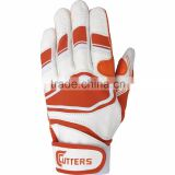 Shock Doctor Adult Cutters Power Control Baseball Batting Gloves