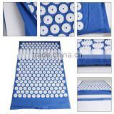 100% cotton fabric acupressure pillow