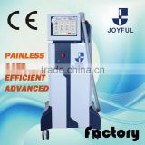 high power professional permanent alexandrite 808nm diode laser hair removal machine for sale