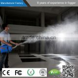INQUIRY ABOUT Electric ULV Fog Machine Hand Held Disinfection Machine