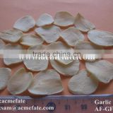 HCCP Certificate Chinese Dried Garlic Flakes