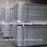 1.1*2.5m*25*14*100mm event crowd control temporary barricade,road/pedestrian barrier,portable galvanized steel barricade
