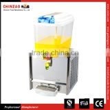 18L Single Tank Commercial Cold Juice Dispenser Machine for Sale
