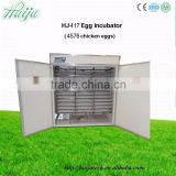 Cheap price industrial 4576 chicken egg incubator CE approved automatic incubator for chicken eggs used
