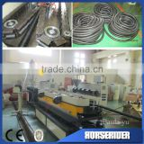 corrugated pipe production line corrugated pipe making machinery plastic corrugated pipe machine