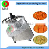 Hot Sell automatic desktop vegetable cutter, fruit and vegetable slicer shredder cuber