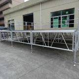 Rk Adjustable Aluminum Stage with Steps