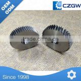 Czgw 20 Years Experiences in Gear Shaft Gear Reducer Stainless Steel Large Forging Pinion Gear