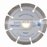 lowest Price segmented daimond blade for cutting tile, marble, concramic , granite and brick
