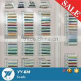 [On Sale] cord computerized embroidery machine cheap glass beads roll cording thread color catalogue