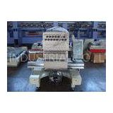 Jackets Towels Bags Single Head Embroidery Machine , Industrial Embroidery Sewing Machine With 15 Ne