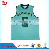Reversible mesh basketball uniforms /sublimated blank basketball suits/teamwork athletic basketball shirts/shorts