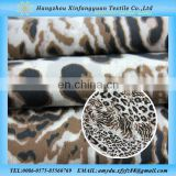 leopard pattern design cotton tencel fabric tencel twill fabric for garment
