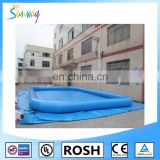 Sunway Durable PVC Tarpaulin Inflatable Pools Swimming Water Pools for Adult Kids
