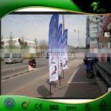 China flag factory / backpack flying banner in cheap price