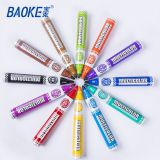 12 Multicolors Custom Whiteboard Marker Pen , with Refill Ink Kids Whiteboard Marker Set