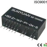 Rtd PT1000 to 0-10V Signal Isolated Transmitter with 3kv Isolation