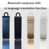 New Peiko 25 Languages Intelligent Wireless Bluetooth Translate Earphone Business Mobile Phone High Quality Headset