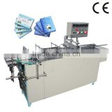 Cellophane Wrapping Machine|Play Cards Box Film Packing Machine