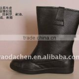 Genuine leather boots,Men's safety footwears,fashion design boots!