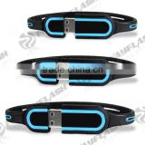 Customized Promotional Silicon Bracelet USB,Wristband USB Drive,USB Memory Stick                                                                         Quality Choice