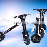 Acetech 2016 special new design folding electrical scooter with lithium battery aluminium alloy CE Rohs
