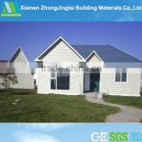 Two storey precast building made in china with good fireproof, waterproof and good heat insulation