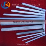 Reaction Bonded/Nitride Bonded Silicon Carbide Temperature Sensor Protection Tube SiC Ceramic Tubes