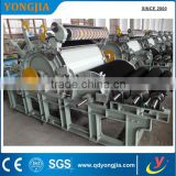 Double-doffer carding machine/electric carding machine/sheep wool combing machine 160422