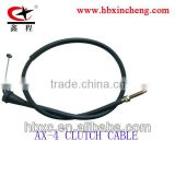 HEBEI JUNXIANG factory manufacturer motorcyle spare parts motorcycle flexible shafts motor cable clutch cable