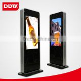 "46"" Shopping Center Standalone Digital Signage Player,Floor Standing Lcd Advertising Display,Display Ads Lcd Tv DDW-AD4601SN"