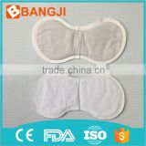 menstrual cramps pain relief patch, auto-heating patch, lower abdomen warmer patch
